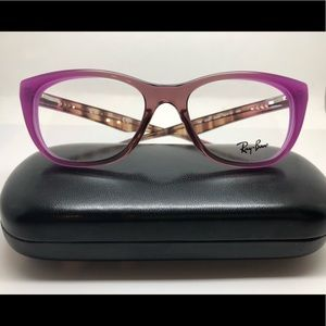 RAY BAN BRAND NEW AUTHENTIC OPTICAL FRAME